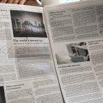 企業要聞(8月15日): 創興銀行(1111 HK)配股及供股合共集資淨額 61.1 億元。公司以每股 14.26 元向廣 州市政府旗下廣州地鐵配售 7012.6 萬股,集資淨額 9.9 億元。