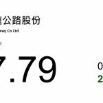 動力推介(9月28日): 深圳高速公路(548 HK)公佈 8 月份營運數據,集團全資擁有的梅觀高速、機荷東段、機荷西段收費公路,日均混合車流量按年升 10.1%