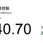 動力推介(10月31日): H&H 國際控股(1112 HK)的主要業務為從事製造與銷售嬰幼兒營養品、嬰幼兒護理用品、 成人營養補充劑及護膚品。
