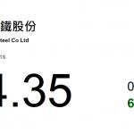 動力推介(10月22日): 馬鞍山鋼鐵(323 HK)主要業務為生產及銷售鋼材。
