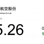 動力推介(11月22日): 南方航空(1055 HK)10 月客運運力投入(按可利用客公里計)同比上升 12.40%