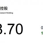 動力推介(3月5日): 大灣區發展利華潤水泥(1313 HK)